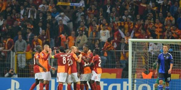 Galatasaray Kopenhag/fotoğraflar 2