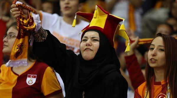 Galatasaray Lıv Hospıtal - Fenerbahçe Ülker Maçından Fotoğraflar