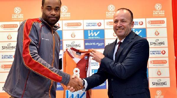 Galatasaray Liv Hospital, Malik Hairston Ile Sözleşme Imzaladi