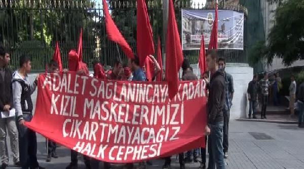 Galatasaray Meydanı'nda Gözaltı