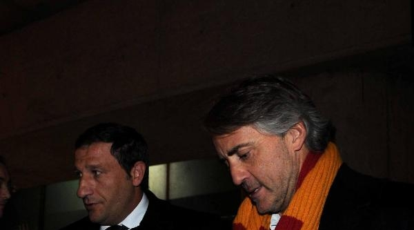 Galatasaray Rize'ye Geldi