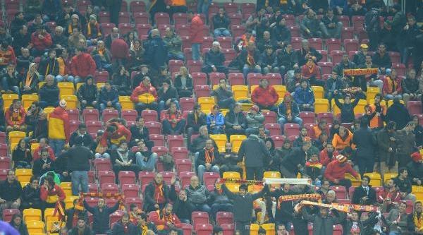 Galatasaray - Sanica Boru Elaziğspor Maçinin Fotoğraflari
