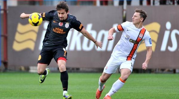 Galatasaray-Shakhtar Donetsk: 1- 2