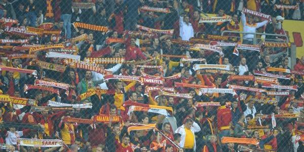 Galatasaray - Torku Konyaspor Maçinin Fotoğraflari