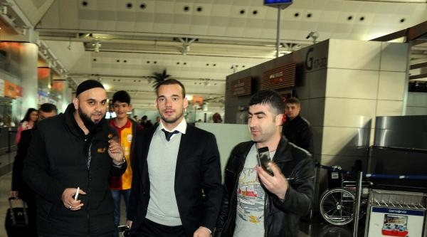 Galatasaray Tur İçin Londra'ya Gitti
