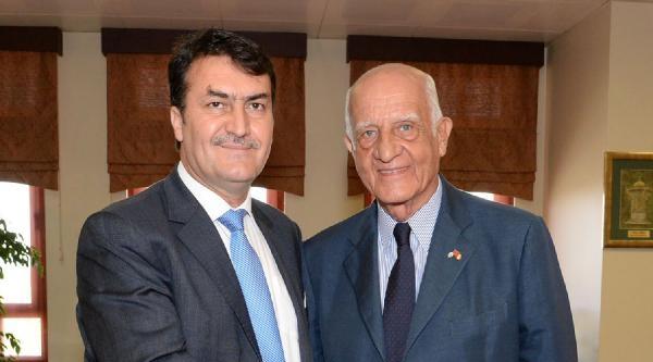 Galatasaray Vakfı'ndan, Bursa'da Kentsel Dönüşüme Tam Destek