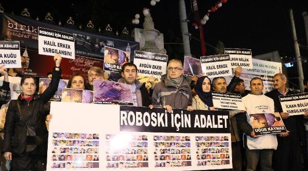 Galatasaray'da Uludere Ve 28 Şubat Protestosu