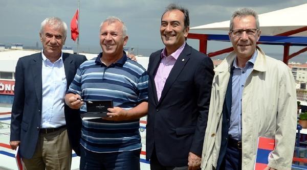 Galatasaray'dan Altınordu'ya Ziyaret