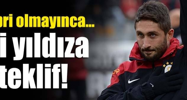 Galatasaray'dan transfer taaruzu...