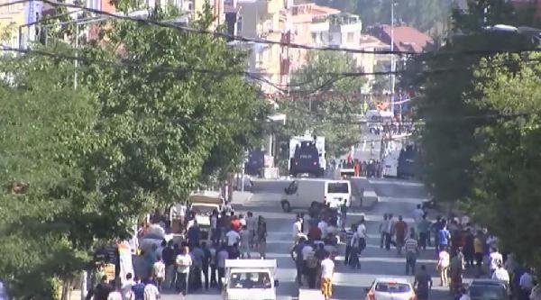 Gazi Mahallesi'nde De Olaylar Çikti