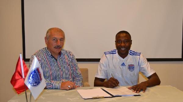 Gaziantep Büyükşehir Ameobı'yle İmzaladi