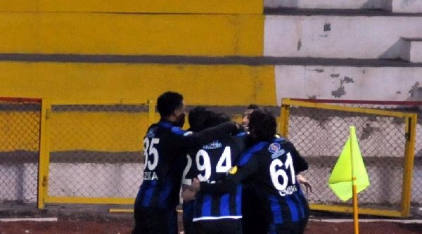 Gaziantep Büyükşehir Belediye-adanaspor:  1-1