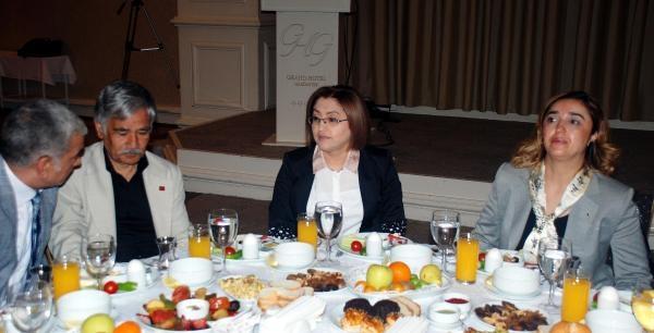 Gaziantep Büyükşehir Belediye Başkanı Şahin: Borç 1.2 Milyon Lira
