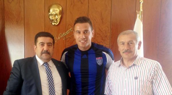 Gaziantep Büyükşehir Çağdaş'i Transfer Etti