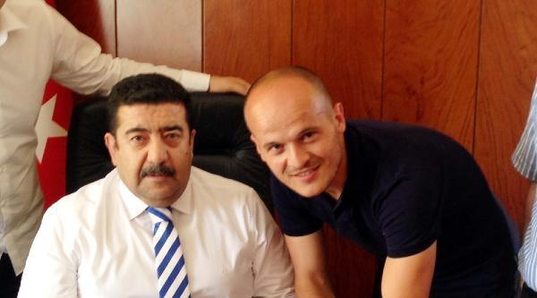 Gaziantep Büyükşehir Sertan'ı Transfer Etti