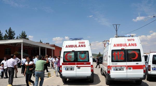 Gaziantep Cezaevi Önünde Silahlı Kavga: 1 Ölü, 1 Yaralı
