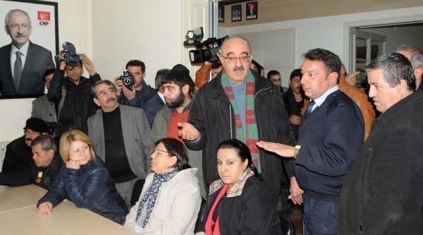 Gaziantep Chp'de 'aday' Tartişmasi