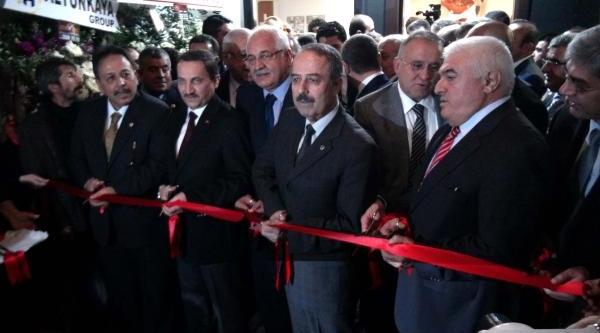 Gaziantep Gazeteciler Cemiyeti Yeni Yerinde