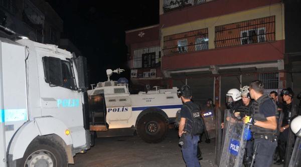 Gaziantep Polisi, Protestolara İzin Vermedi