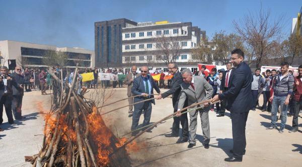 Gaziantep Üniversitesi'nde Nevruz Kutlaması