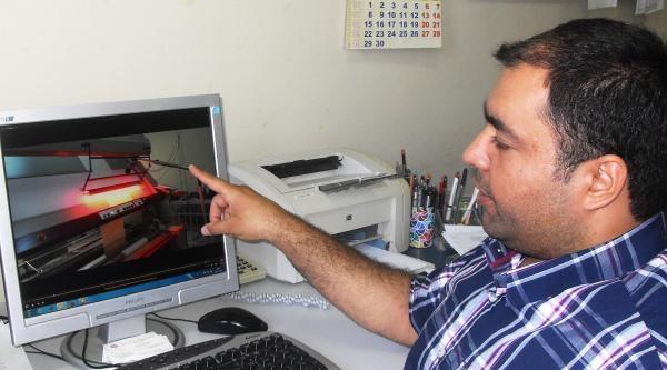 Gaziantep Üniversitesi'nden Tekstilde 'hata Denetim Makinesi'