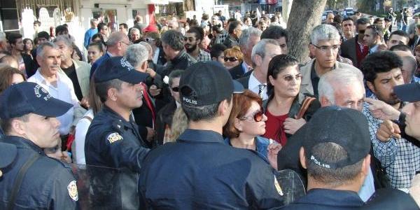 Gaziantep Ve Kahramanmaraş'ta Cumhuriyet Yürüyüşü