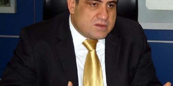 Gaziantepspor Başkani Kizil'dan Aziz Yildirim'A Tepki