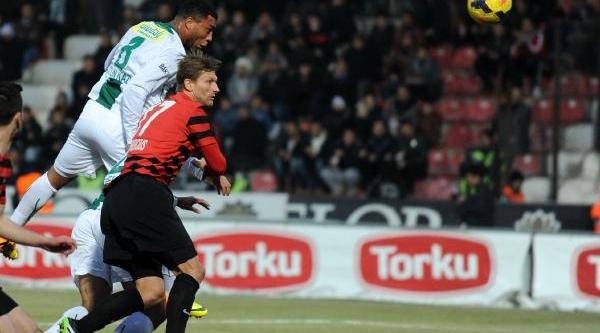 Gaziantepspor-Bursaspor  Ek Fotoğraflari
