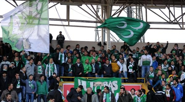 Gaziantepspor-Bursaspor Fotoğraflari