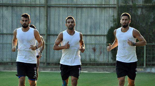 Gaziantepspor Çalişmalara Başladı