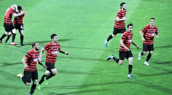 Gaziantepspor-eskişehirspor: 1-1