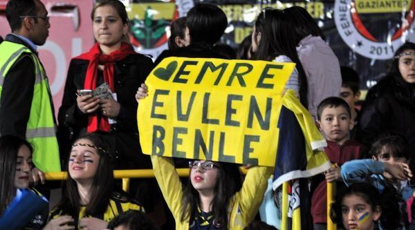Gaziantepspor - Fenerbahçe Maçı Fotoğrafları