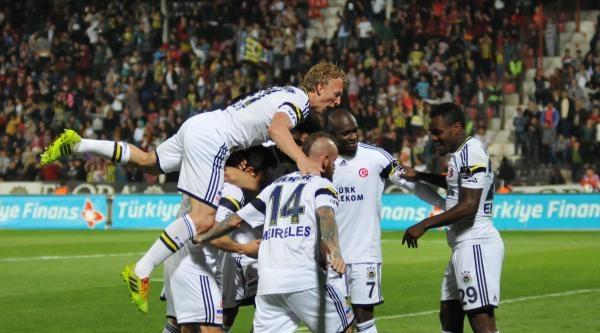 Gaziantepspor - Fenerbahçe Maçı Fotoğrafları (2)
