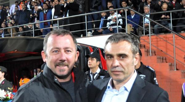 Gaziantepspor - Fenerbahçe Maçı Fotoğrafları (3)