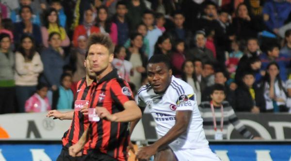 Gaziantepspor - Fenerbahçe Maçı Fotoğrafları (5)