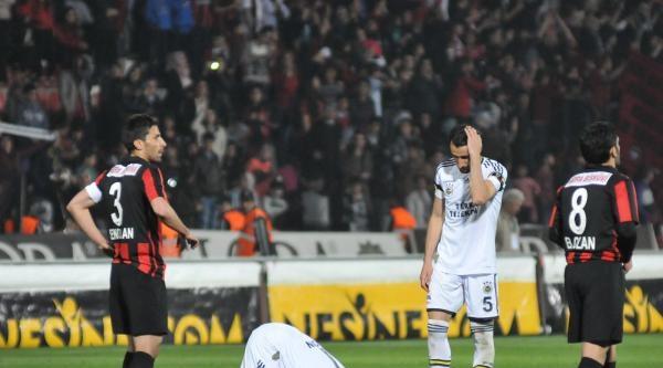 Gaziantepspor - Fenerbahçe Maçı Fotoğrafları (6)