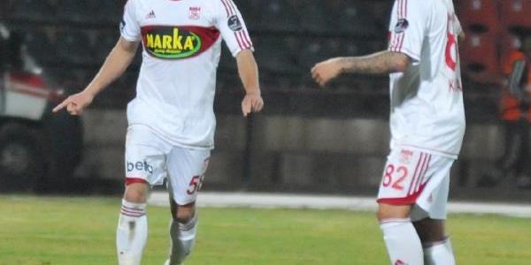 Gaziantepspor-Sivasspor: 0-4