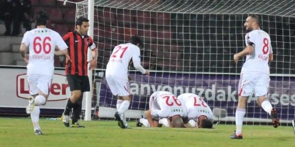 Gaziantepspor-Sivasspor Ek Fotoğraflari (2)