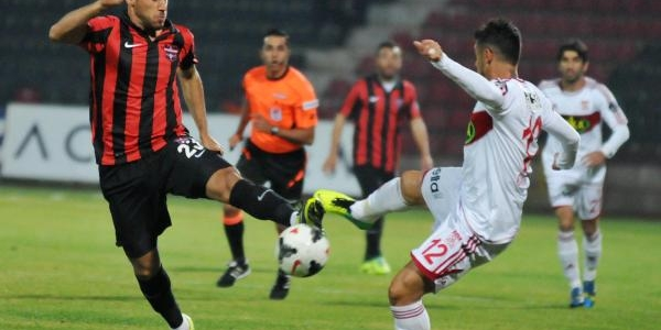 Gaziantepspor-Sivasspor Fotoğraflari