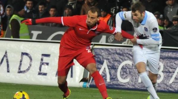 Gaziantepspor-Trabzonspor: 3-2