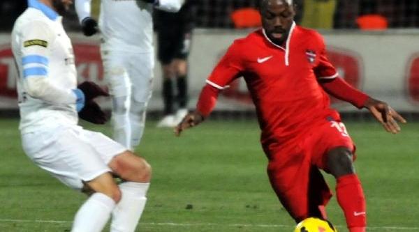 Gaziantepspor-Trabzonspor Ek Fotoğraflari
