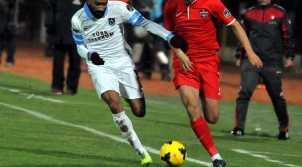 Gaziantepspor-Trabzonspor Fotoğraflari