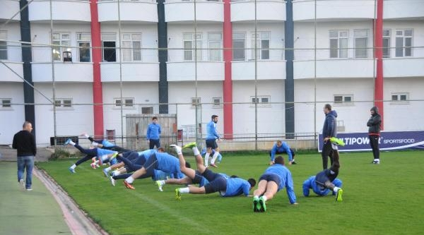 Gaziantepspor'da Torku Konyaspor Hazırlığı
