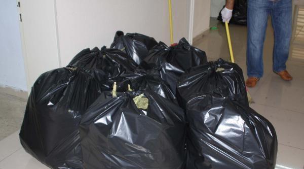 Gaziantep'te 142 Kilo Esrar Ele Geçirildi