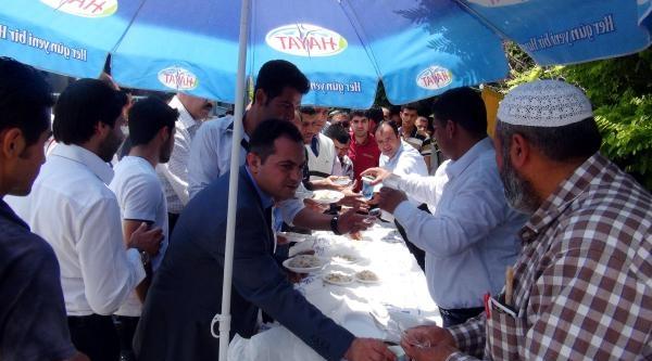 Gaziantep'te 2 Bin Kişiye Pilav İkrami
