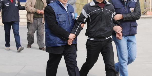 Gaziantep'te 2 Cinayet Şüphelisi Adliyede