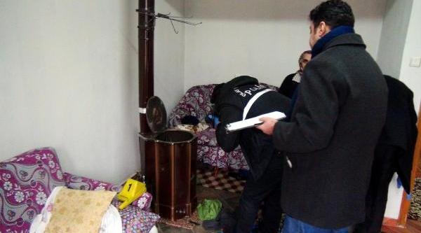 Gaziantep'te 2 Günde 286 Kişi Sobadan Zehirlendi