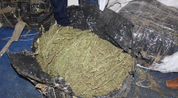 Gaziantep'te 33 Kilo Esrar Ele Geçirildi