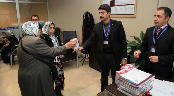 Gaziantep'te 4 Bin 580 Aileye Soba Zehirlenmelerine Karşi Alarm Cihazi