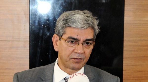 Gaziantep'te 5 Partiden  İhsanoğlu'na Destek Açıklaması